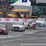 Citroen DS3 WRC на автомобильном шоу Moscow City Racing 2013 - 5