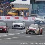 Citroen DS3 WRC на автомобильном шоу Moscow City Racing 2013 - 6