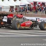Caterham F1 на автомобильном шоу Moscow City Racing 2013 - 3