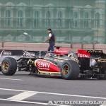 Caterham F1 на автомобильном шоу Moscow City Racing 2013 - 4