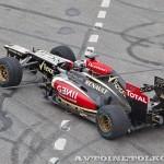 Caterham F1 на автомобильном шоу Moscow City Racing 2013 - 5