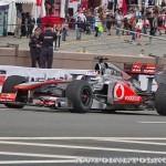 Vodafone McLaren Mercedes F1 на автомобильном шоу Moscow City Racing 2013 - 4
