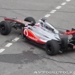 Vodafone McLaren Mercedes F1 на автомобильном шоу Moscow City Racing 2013 - 5