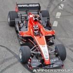 Marussia F1 на автомобильном шоу Moscow City Racing 2013 - 4