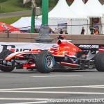 Marussia F1 на автомобильном шоу Moscow City Racing 2013 - 2