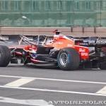 Marussia F1 на автомобильном шоу Moscow City Racing 2013 - 3