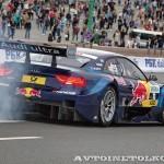 Audi RS5 DTM на автомобильном шоу Moscow City Racing 2013 - 3