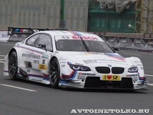 BMW M3 DTM на автомобильном шоу Moscow City Racing 2013 - 1