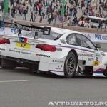 BMW M3 DTM на автомобильном шоу Moscow City Racing 2013 - 2