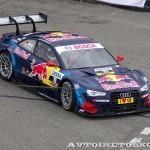 Audi RS5 DTM на автомобильном шоу Moscow City Racing 2013 - 4