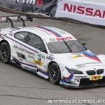 BMW M3 DTM на автомобильном шоу Moscow City Racing 2013 - 3