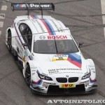 BMW M3 DTM на автомобильном шоу Moscow City Racing 2013 - 4