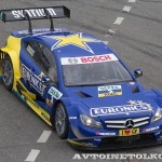 Mercedes-Benz C Coupe DTM на автомобильном шоу Moscow City Racing 2013 - 5