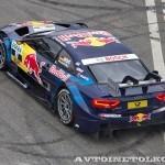 Audi RS5 DTM на автомобильном шоу Moscow City Racing 2013 - 5