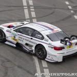 BMW M3 DTM на автомобильном шоу Moscow City Racing 2013 - 5