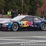 Audi RS5 DTM на автомобильном шоу Moscow City Racing 2013 - 2