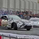 Nissan 370Z Nismo на автомобильном шоу Moscow City Racing 2013 - 2
