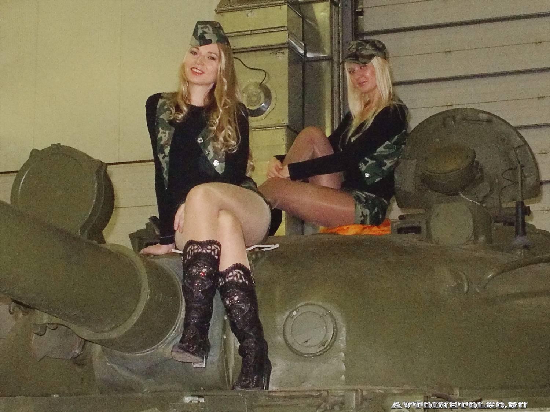 Русская девушка в камуфляже 5 фотография