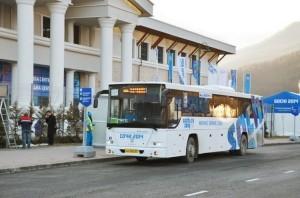 Гости Олимпиады совершили свыше 2 миллионов поездок на автобусах Группы ГАЗ - 2