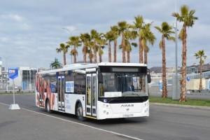 Гости Олимпиады совершили свыше 2 миллионов поездок на автобусах Группы ГАЗ - 3