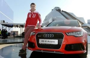Дмитрий Борисов на Quattro-горке Audi в Олимпийском парке Сочи