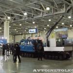 выставка Вездеход-2014 в Крокус Экспо - 3