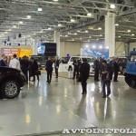 выставка Вездеход-2014 в Крокус Экспо - 4