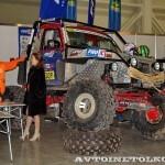 выставка Вездеход-2014 в Крокус Экспо - 12
