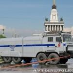 Водометный автомобиль ЛУВР-9,0-60 (532362) модель 100БВР Лавина-Ураган на выставке Интерполитех - 3