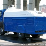 Водометный автомобиль BAT RCU 6000-1 RU на выставке Интерполитех - 3