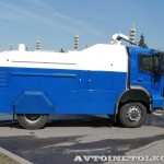 Водометный автомобиль BAT RCU 6000-1 RU на выставке Интерполитех - 4