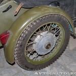 Мотоцикл М-72 в музее Ретро-Мото на ВВЦ - 12