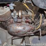 Мотоцикл К-125 в музее Ретро-Мото на ВВЦ - 7