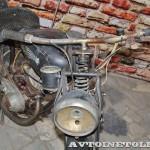 Мотоцикл К-125 в музее Ретро-Мото на ВВЦ - 9