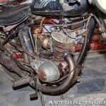 Мотоцикл К-125 в музее Ретро-Мото на ВВЦ - 10