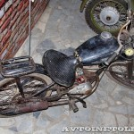 Мотоцикл К-125 в музее Ретро-Мото на ВВЦ - 2