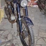 Мотоцикл К-125М в музее Ретро-Мото на ВВЦ - 2