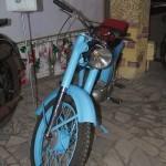 Мотоцикл Минск М-105 в музее Ретро-Мото на ВВЦ - 2
