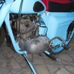 Мотоцикл Минск М-105 в музее Ретро-Мото на ВВЦ - 3