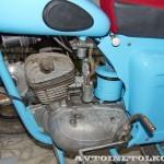 Мотоцикл Минск М-105 в музее Ретро-Мото на ВВЦ - 4