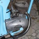 Мотоцикл Минск М-105 в музее Ретро-Мото на ВВЦ - 8