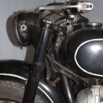 Мотоцикл Днепр К-750 в музее Ретро-Мото на ВВЦ - 3