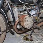 Мотоцикл Днепр К-750 в музее Ретро-Мото на ВВЦ - 4