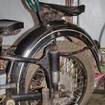 Мотоцикл Днепр К-750 в музее Ретро-Мото на ВВЦ - 5