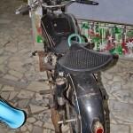Мотоцикл Днепр К-750 в музее Ретро-Мото на ВВЦ - 2