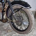 Мотоцикл BMW R-35 в музее Ретро-Мото на ВВЦ - 3