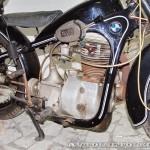 Мотоцикл BMW R-35 в музее Ретро-Мото на ВВЦ - 4