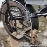Мотоцикл BMW R-35 в музее Ретро-Мото на ВВЦ - 5