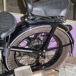 Мотоцикл BMW R-35 в музее Ретро-Мото на ВВЦ - 6