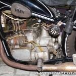 Мотоцикл BMW R-35 в музее Ретро-Мото на ВВЦ - 7
